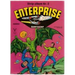 Ruimteschip Enterprise (Star Trek)<br>02 1e druk 1978