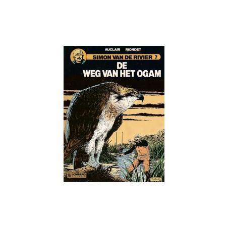 Simon van de Rivier 07<br>De weg van het Ogam<br>1e druk 1988