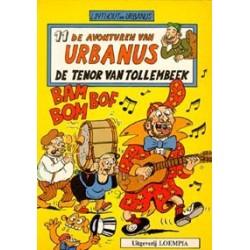 Urbanus 011# (ongekleurd)<br>De tenor van Tollembeek<br>1e druk
