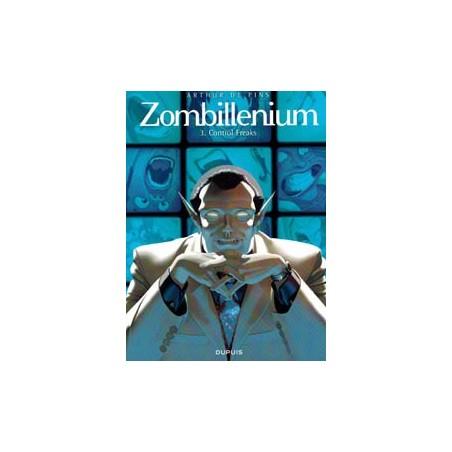 Zombillennium 03 Control freaks