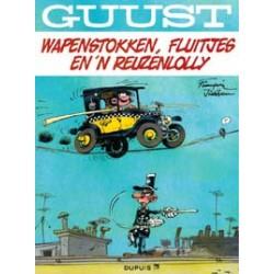 Guust Flater SP Wapenstokken, fluitjes en 'n reuzenlolly