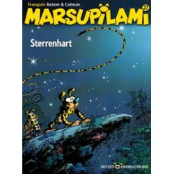 Marsupilami 27 Sterrenhart