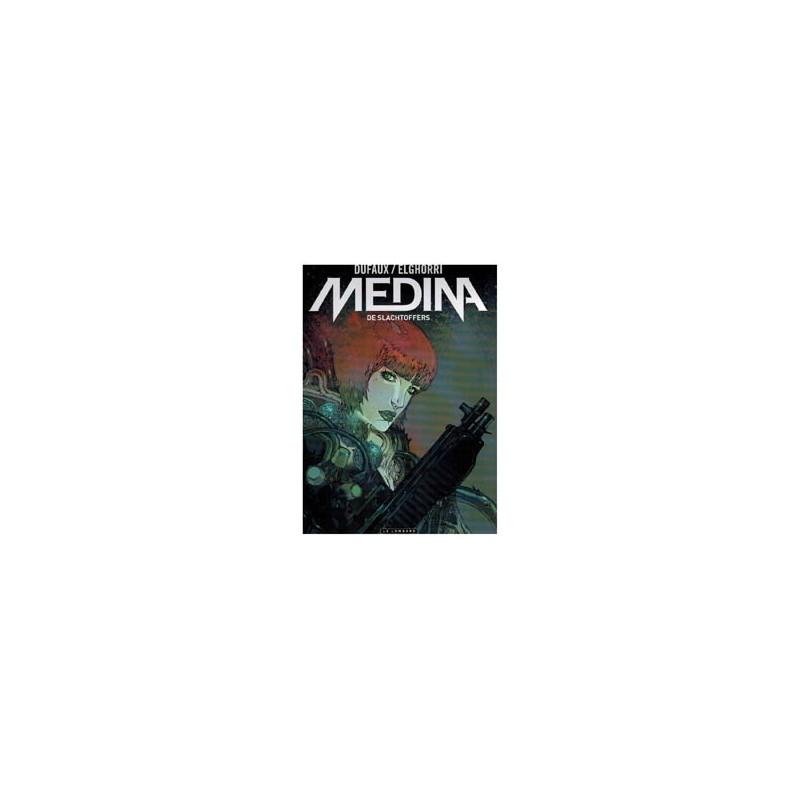 Medina set deel 1 t/m 3 1e drukken 2010-2013