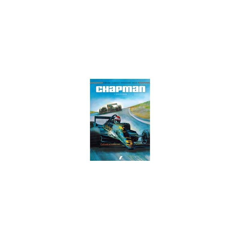 Chapman 03 Roem en drama (Plankgas 6)