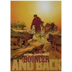Bouncer 09 HC<br>And back