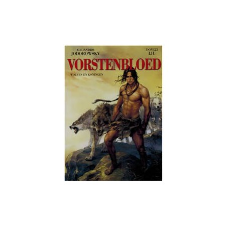 Vorstenbloed 03 HC Wolven en koningen