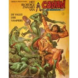 Conan set<br>deel  1 t/m 26<br>1e drukken en herdrukken 1979-'90