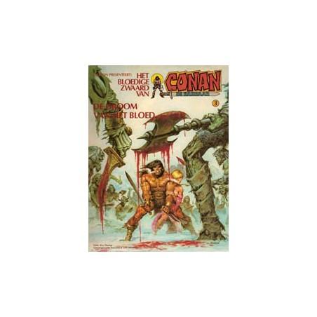 Conan album 03 – De droom van het bloed herdruk