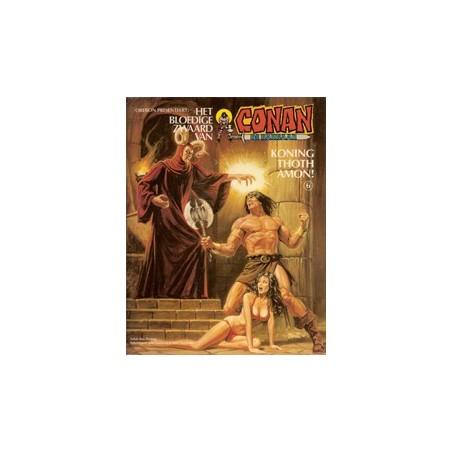 Conan album 06 – Koning Toth Amon! herdruk