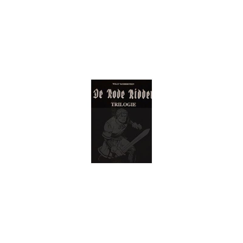 Rode Ridder Luxe trilogie 03 De grot van de beer HC 1e druk 2006