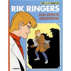 Rik Ringers HC Zijn eerste speurwerk 1e druk 1992