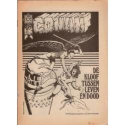 Conan<br>Peptoe De kloof tussen leven en dood<br>1975