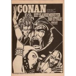 Conan<br>Peptoe Het slangemonster van Stygia! Compleet<br>1974