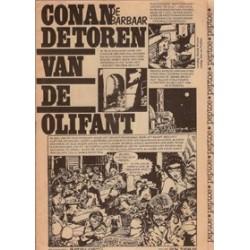 Conan<br>Peptoe De toren van de olifant<br>1974