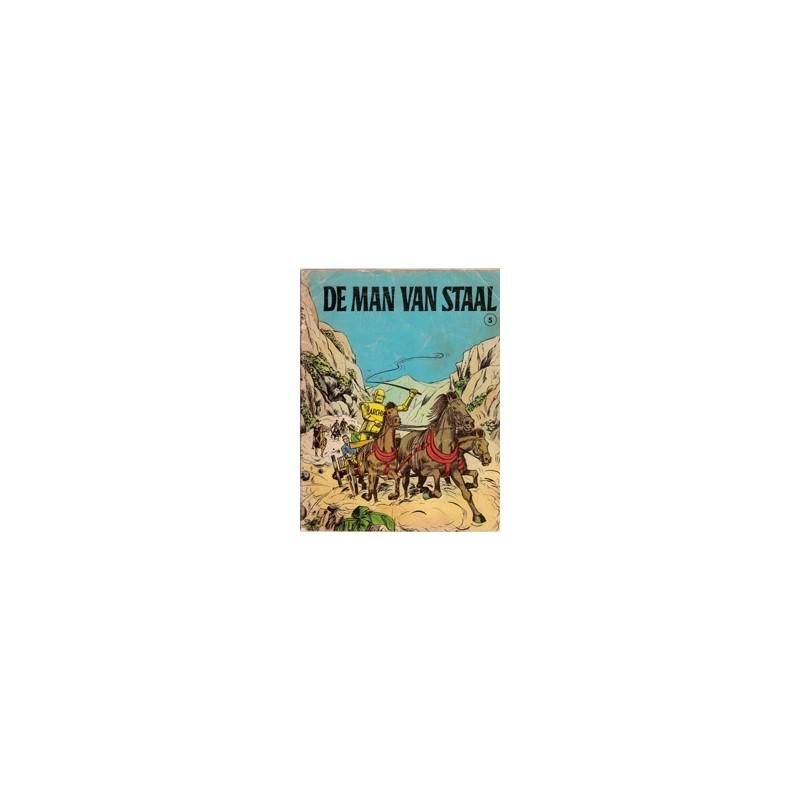 Archie de man van Staal 05 Overval op de postwagen 1e druk 1967