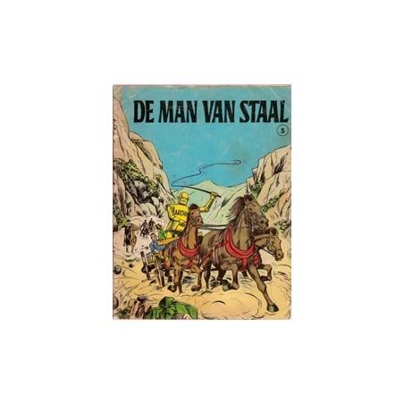Archie de man van Staal 05<br>Overval op de postwagen<br>1e druk