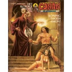 Conan album 06 – Koning Toth Amon! 1e druk 1981