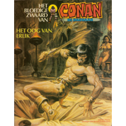 Conan album 17 – Het oog van Erlik 1e druk 1983