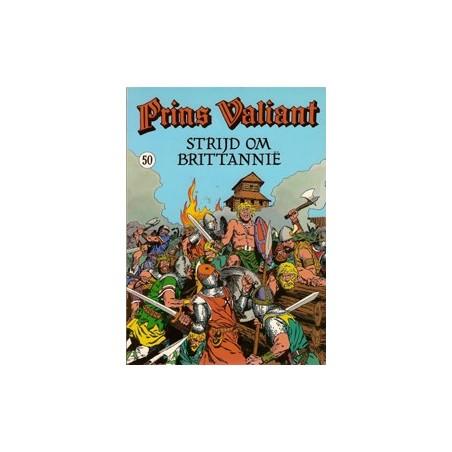 Prins Valiant 50 Strijd om Brittannie 1e druk 1991