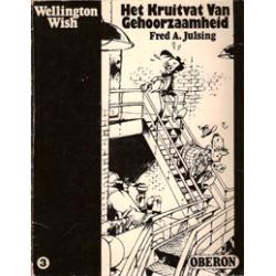 Wellington Wish Kruitvat van Gehoorzaamheid<br>Zwart-witreeks 3