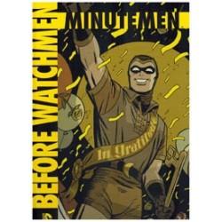 Before Watchmen NL HC 01<br>Minutemen