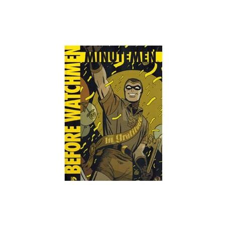 Before Watchmen NL HC 01 Minutemen