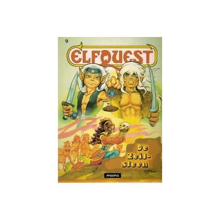 Elfquest 09 De zeilsteen herdruk