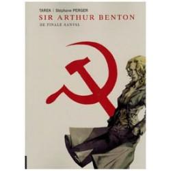 Sir Arthur Benton 03<br>De finale uitval