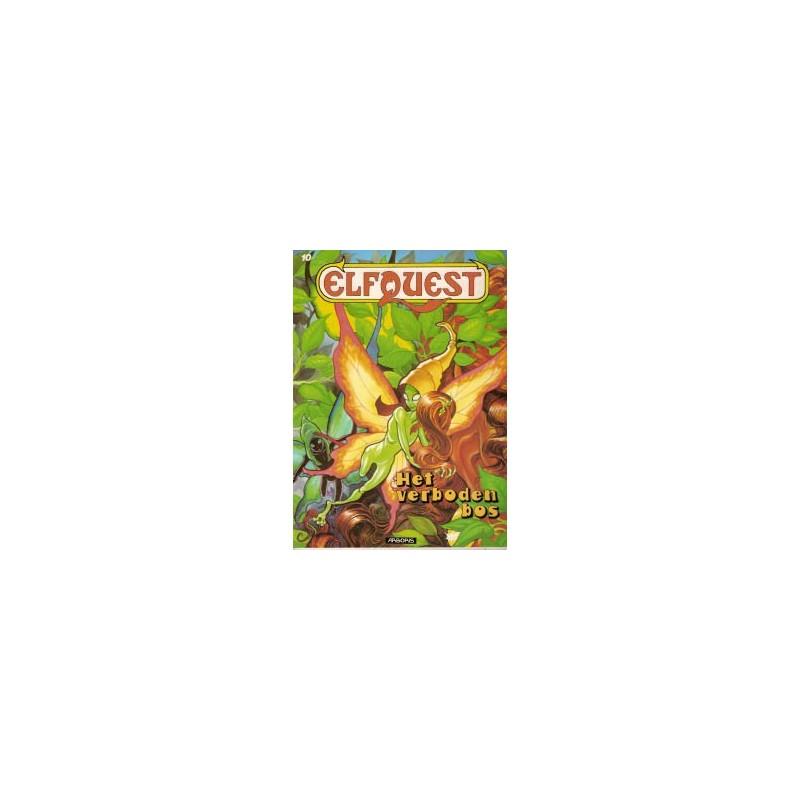 Elfquest 10 Het verboden bos