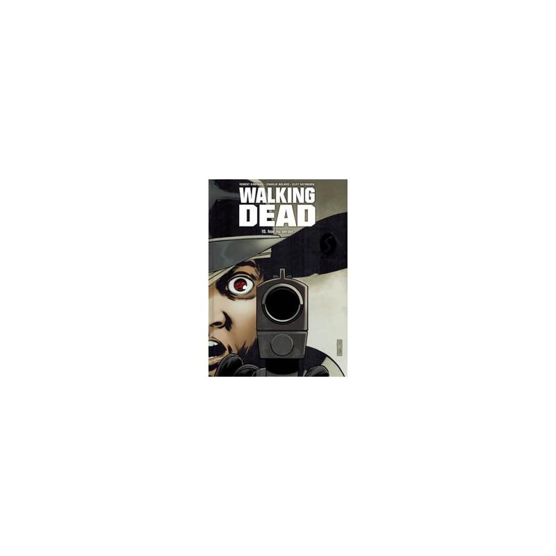 Walking Dead NL18 HC Hoe nu verder
