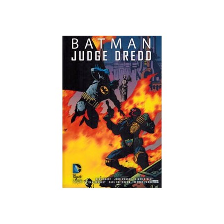 Batman  NL HC Batman/ Judge Dredd