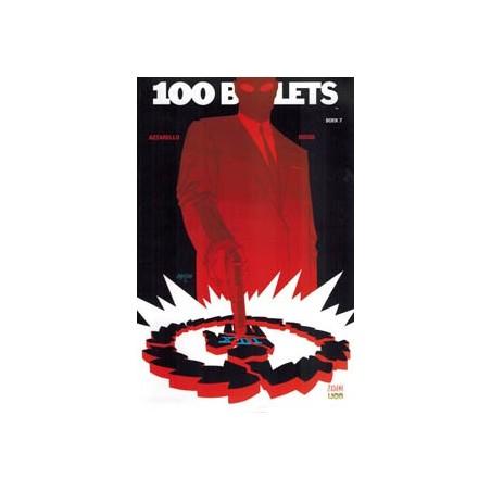 100 Bullets NL 07<br>De rode prins