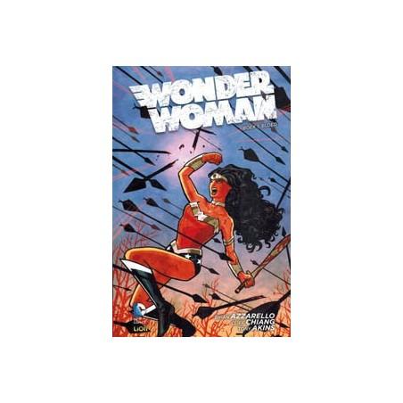 Wonder Woman NL01 HC Bloed
