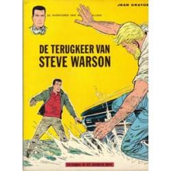 Michel Vaillant 09 Terugkeer van Steve Warson 1e druk Hlm