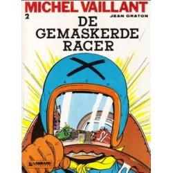 Michel Vaillant<br>02 De gemaskerde racer<br>herdruk Lmbrd.