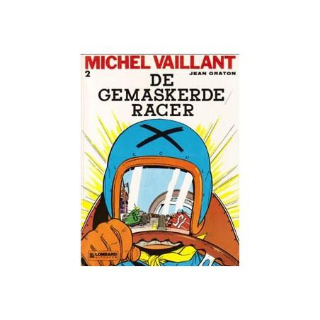 Michel Vaillant 02 De gemaskerde racer herdruk Lmbrd.