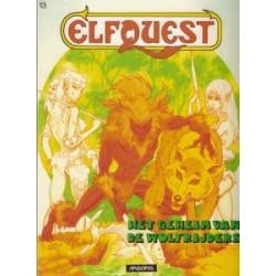 Elfquest<br>13 Het geheim van de wolfrijders<br>herdruk