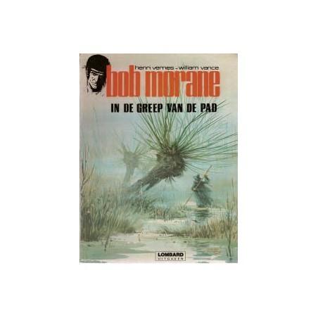 Bob Morane 07 In de greep van de pad 1e druk 1979