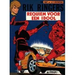 Rik Ringers<br>16 - Requiem voor een idool<br>herdruk Lombard