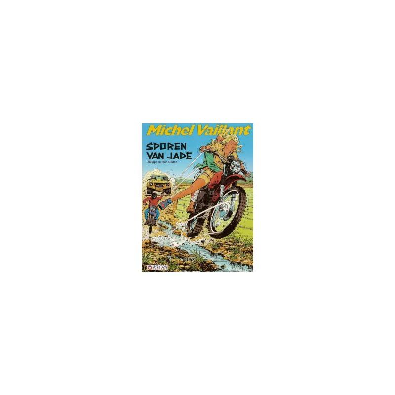 Michel Vaillant 57 Sporen van jade 1e druk 1994