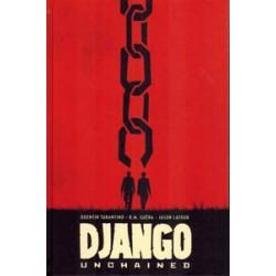 Django unchained NL HC<br>naar de film van Tarantino
