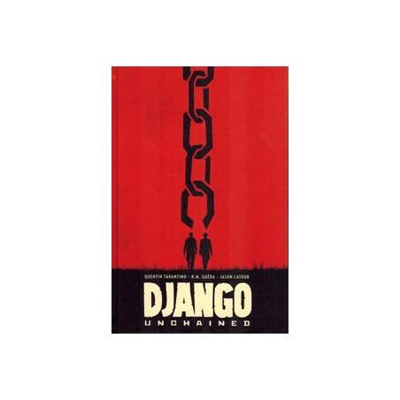 Django unchained NL HC naar de film van Tarantino