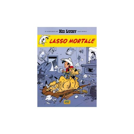 Lucky Luke   Kid Lucky 02 Lasso mortale
