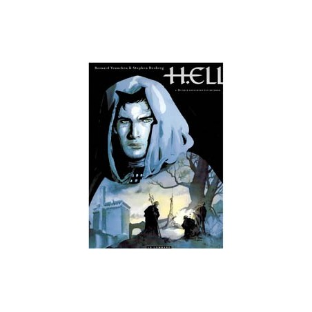H.ell 01 setje deel 1 & 2 1e drukken 2014-2015 (hell)