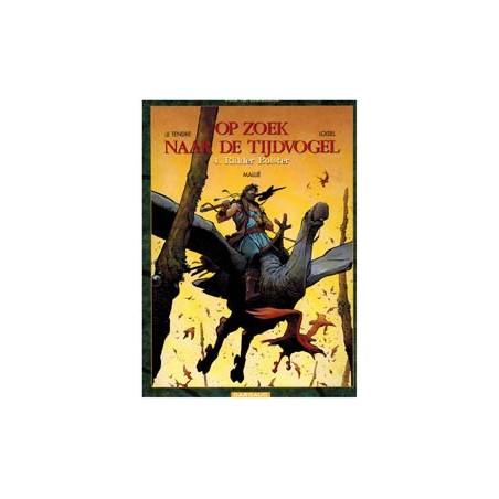 Op zoek naar de tijdvogel  08 Ridder Bolster (Voor de zoektocht 4)