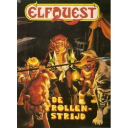 Elfquest<br>19 De trollenstrijd<br>herdruk