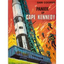 Dan Cooper<br>15 Paniek op Cape Kennedy<br>herdruk Helmond Promo