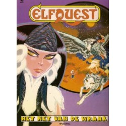 Elfquest 21 Het net van de wraak