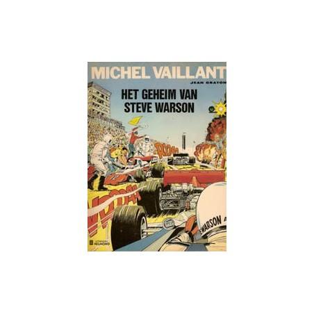 Michel Vaillant 28 Geheim van Steve Warson herdruk Helmond