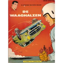 Michel Vaillant<br>07 De waaghalzen<br>herdruk Helmond